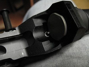SR-762 Lower Receiver Reinforcement