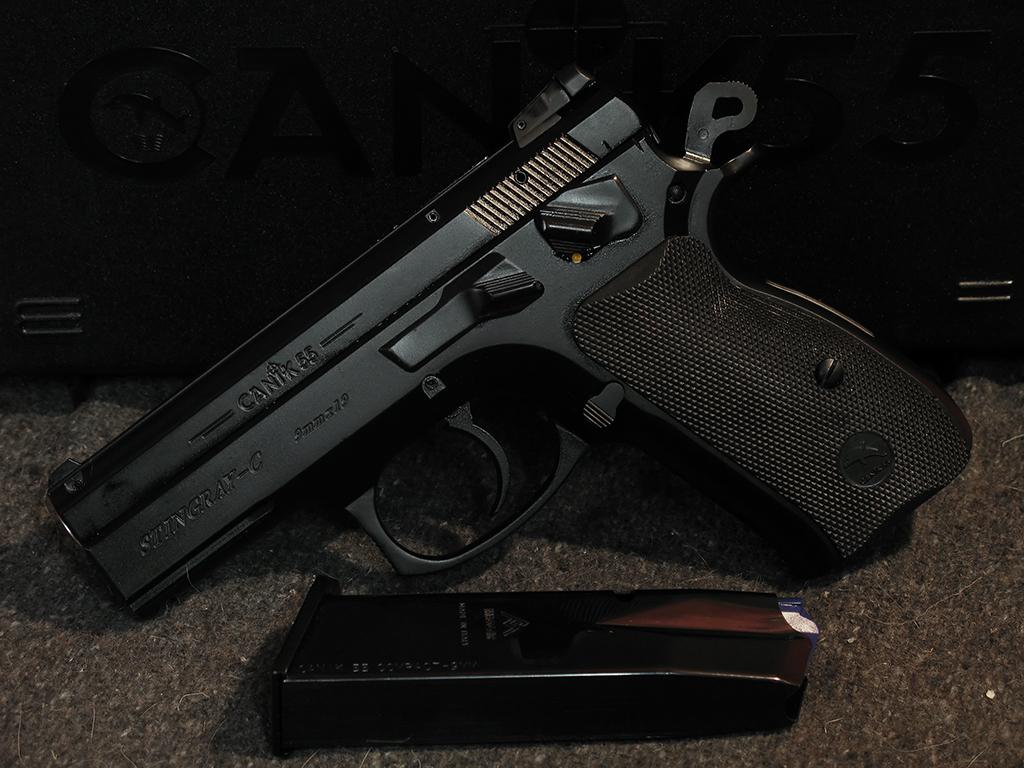Hands On: Canik55 Stingray-C « Apex Gunsmithing