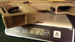 """FDE 16.5"""" Weight"""