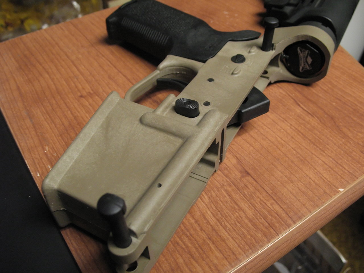 Tn Arms Fde Test Lower