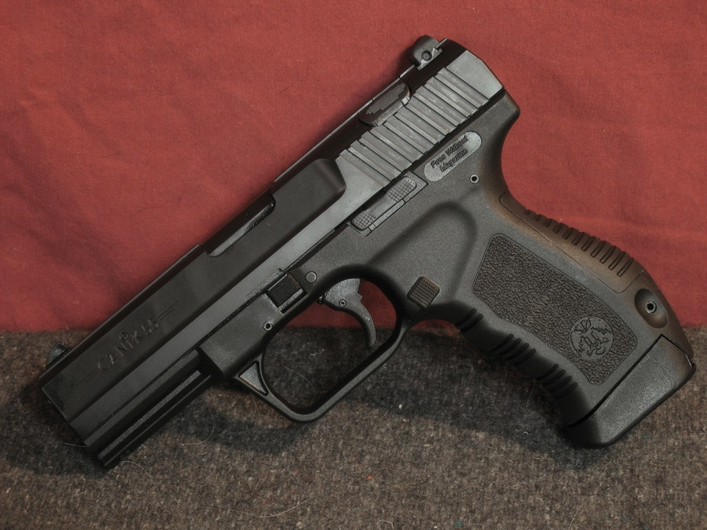 Profile view of the TP-9