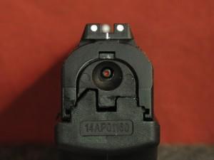 TP9 SA Sights