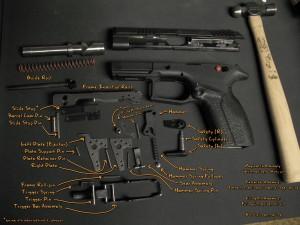 Parts diagram!