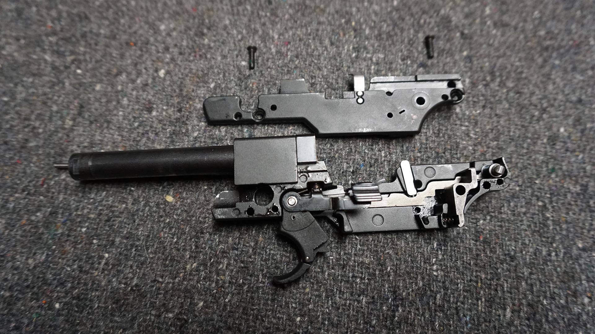 Detail Strip Guide S Amp W M Amp P22 Full Size 171 Apex Gunsmithing