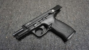 It looks and feels like the M&P, but it doesn't work like one on the inside!