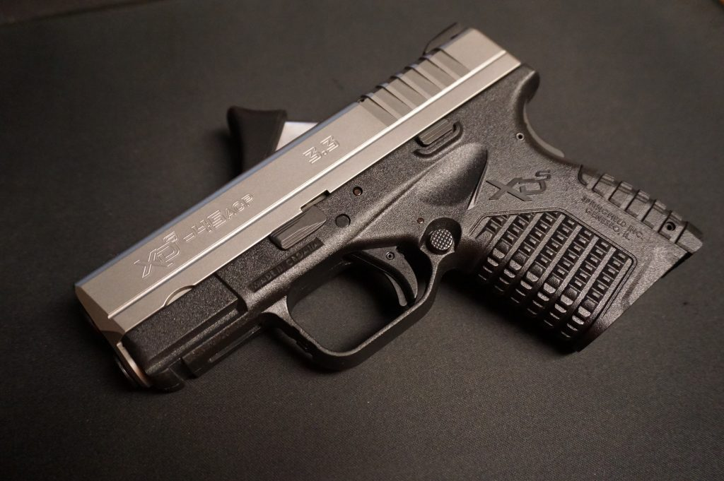 XDS .45 Two Tone