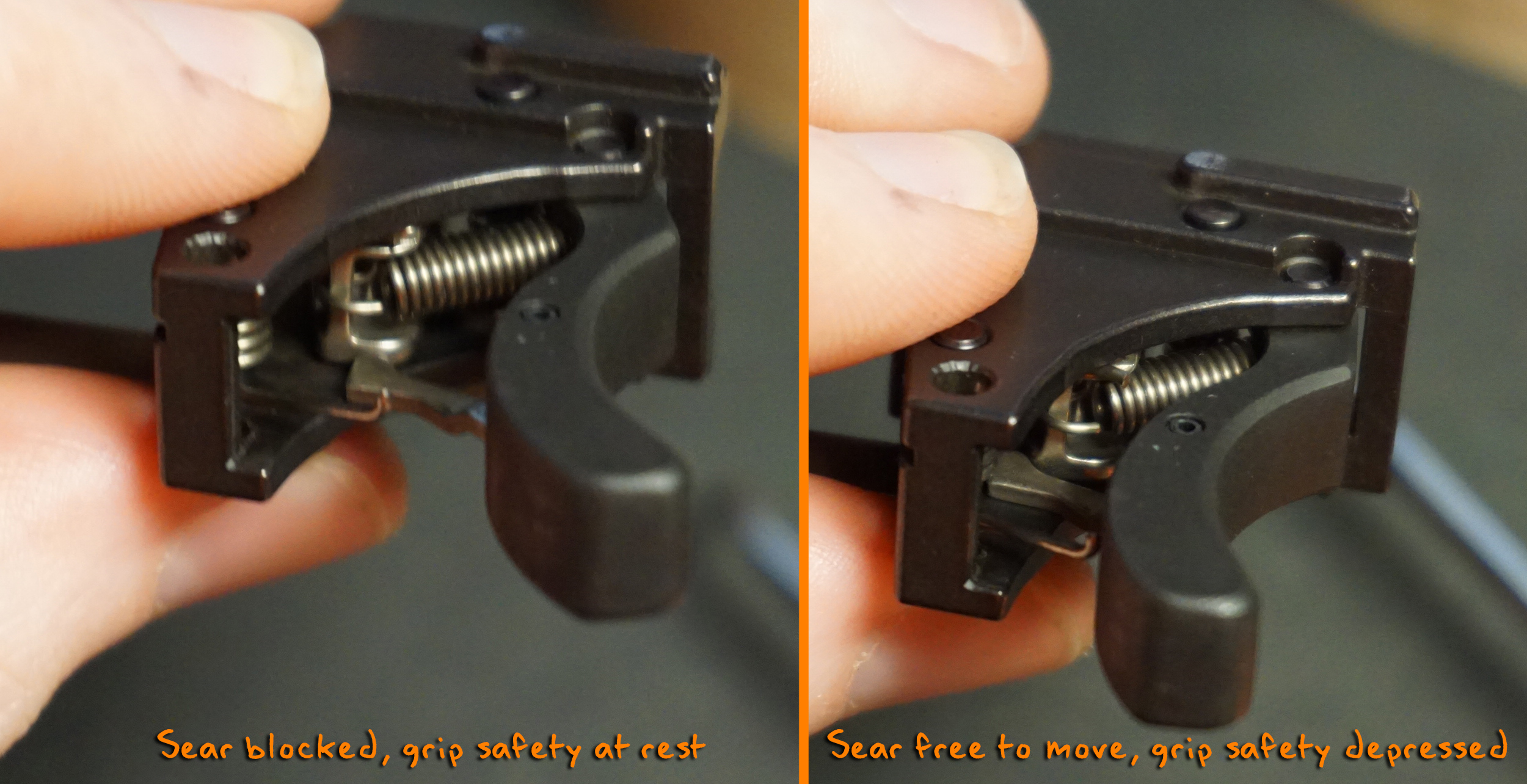 Disassembly Guide Springfield Armory Xd S 171 Apex Gunsmithing