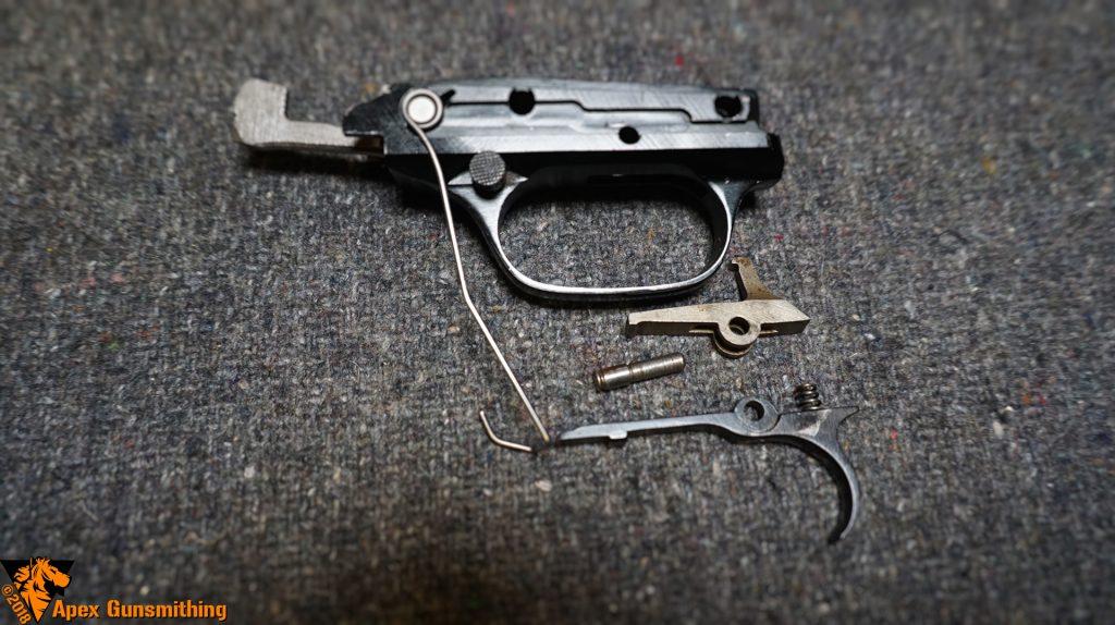 Simple trigger setup