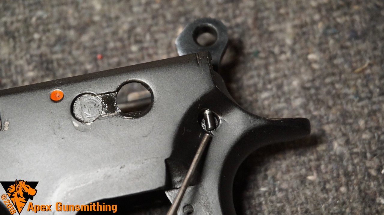 Disassembly Guide: CZ-75 Pre-B « Apex Gunsmithing